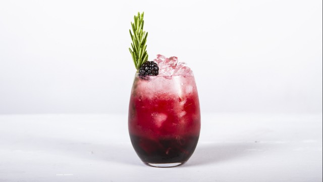 Blackberry-Rosemary Bramble